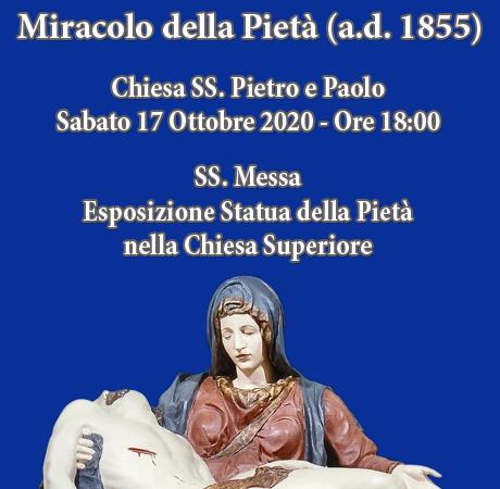 Il Miracolo della Pietà