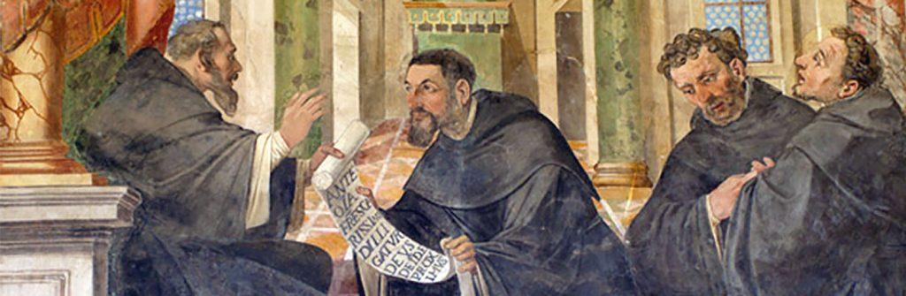 Gli Eremitani Agostiniani a Leonessa